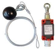Mita-Teknik SIEK-UV1 Pull Switch/Wire, Zugschalter, 7602520