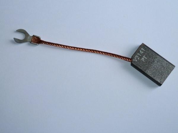V2141 Carbon brush, 20x8x32 mm, grounding brush | WINDSOURCING COM
