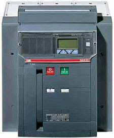 1SDA055843R0001 Emax E2B 20 PR122-LI R2000 3P W MP