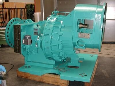 Getriebe für Tacke TW300