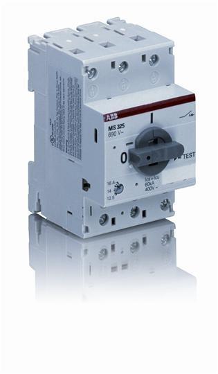 1SAM150005R0010 MS325-9-HKF11 Motorschutzschalter