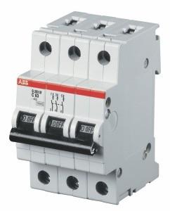 2CDS273001R0634 S203M-C63 Sicherungsautomat