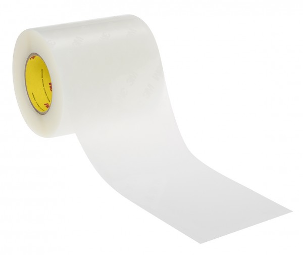 3M Wind Protection Tape 2.0 W8750, transparent, 152mm x 33m, Erosionsschutzfolie