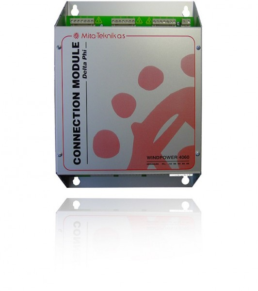 Mita-Teknik WP4060 DELTA PHI CONNECTION MODULE, STANDARD, Verbindungsmodul, 972406001