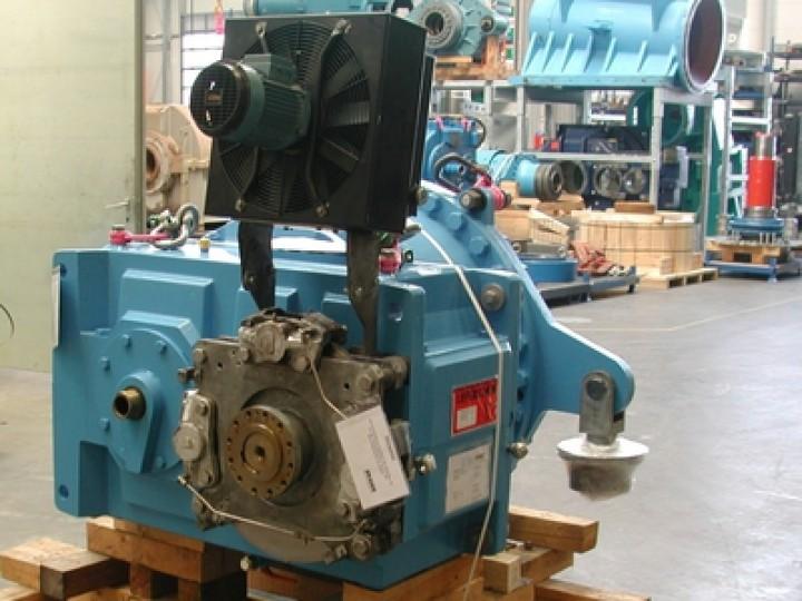 Getriebe für Vestas V39