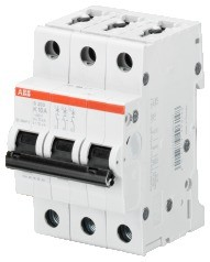2CDS253001R0257 S203-K1,6 circuit breaker