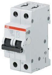 2CDS251103R0254 S201-C25NA circuit breaker