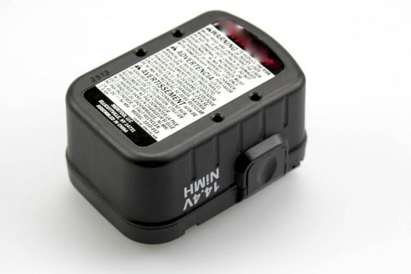 Ersatzakku NIMH 20V für Akkupistole / Akkupresse 400 ml