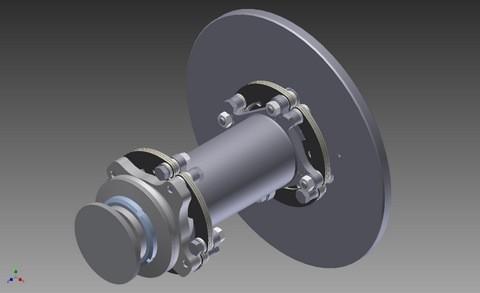 Kupplung Zero-Max für Unison - U88 AW734000