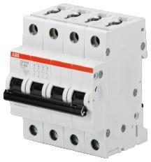 2CDS274001R0634 S204M-C63 circuit breaker