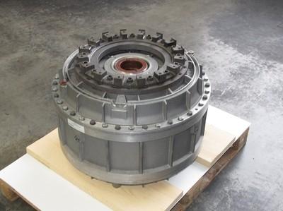 Strömungskupplung für Tacke TW600