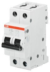 2CDS252001R0487 S202-K20 circuit breaker