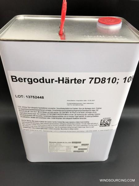 Bergodur-Härter 7D810, 10 kg