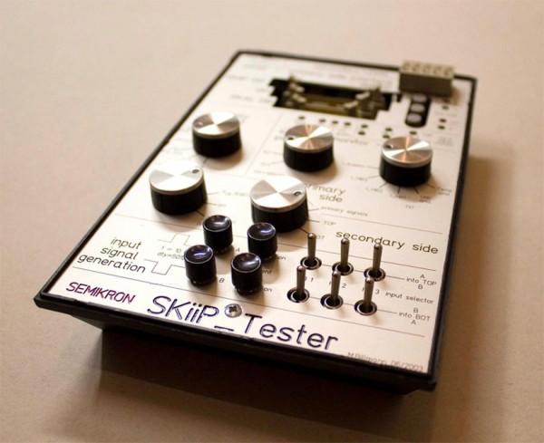 SKiiP Tester - Primärseitiges Kabel