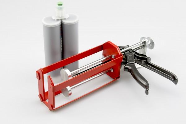 Kartuschenpistole manuell für Plexus MA 310, 400 ml Kartusche
